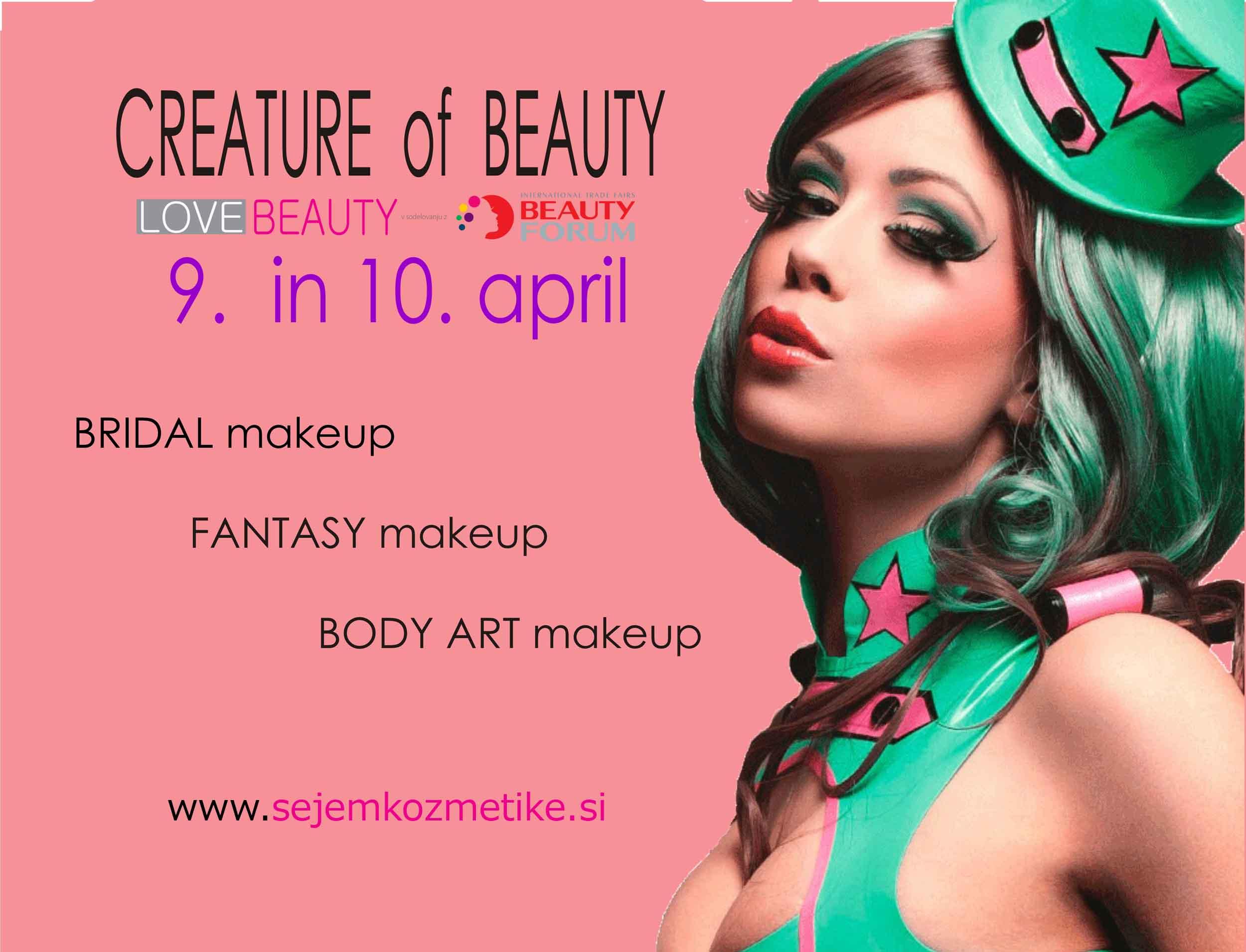 Makeup Contest Love Beauty 2020
